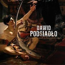 DAWID PODSIADŁO Annoyance And Disappointment [CD] Polish CD