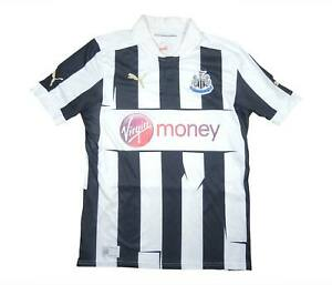 Newcastle-United-2012-13-Authentic-Home-Shirt-eccellente-M-SOCCER-JERSEY