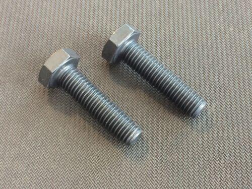 10 Stück Schraube DIN 933 M10x50 10.9  hochfest