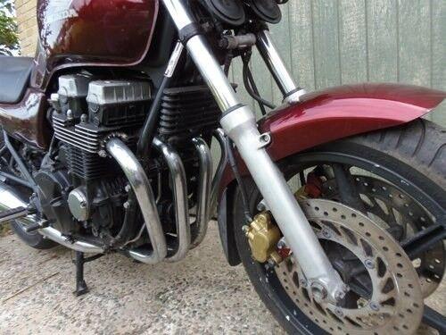 Honda, CB 750 Seven Fifty, ccm 750