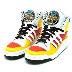 sports shoes a30a7 60669 Image is loading Adidas-x-JEREMY-SCOTT-AFRICA-G00788-Men-Size-