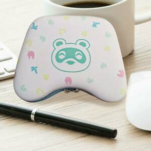 White-Animal-Crossing-Carrying-Case-Storage-Bag-For-Nintendo-Switch-Storage-Bag