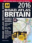 Road Atlas Britain 2016 von Aa Publishing (2015, Taschenbuch)