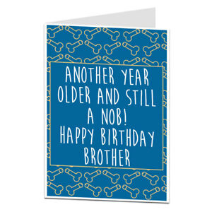 Funny-Rude-Offensive-Birthday-Card-For-Brother-Perfect-For-21st-30th-40th
