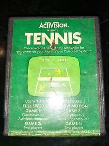 Tennis-Atari-2600-1981-BUY-2-GET-1-FREE-FREE-SHIPPING
