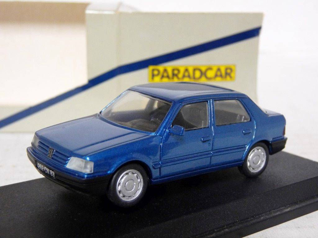 Paradcar 056 1 43 Peugeot 309 Handmade Resin Model Car