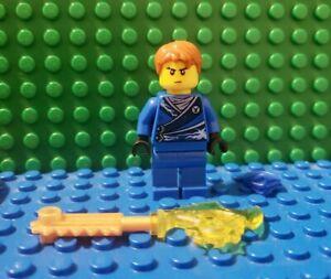 LEGO Ninjago Techno Jay minifigure 2014