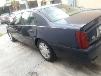 CADILLAC DEVILLE DTS 2002