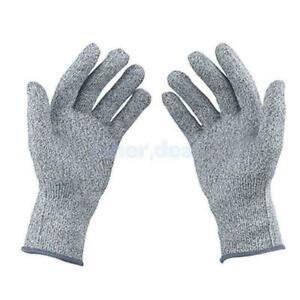 Schnittschutz Handschuhe Forsthandschuhe Wald Holz Motorsäge Cut Resistant ZB