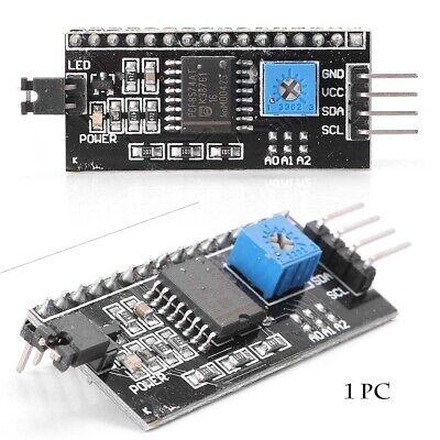 IIC//I2C//TWI//SPI Serial Interface Board Module Port for Arduino 1602LCD Display