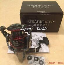 2016 NEW SHIMANO STRADIC CI4+ 4000XGFB 4000XG FB **FREE 2-3 DAYS DELIVERY**