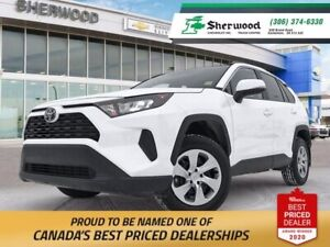 2020 Toyota RAV 4 LE AWD Only 7,000KMS!!