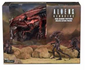 "NECA 16/"" alieni Ultra Deluxe Action Figure ALIENO XENOMORPH QUEEN Collection"