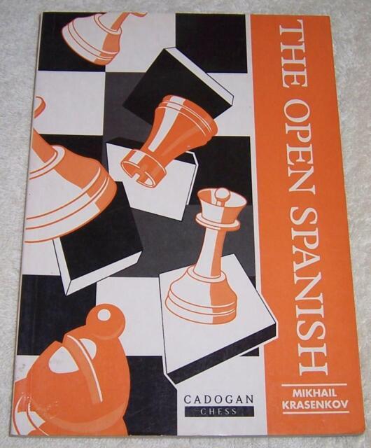The Open Spanish Mikhail Krasenkov pb Cadogan Chess