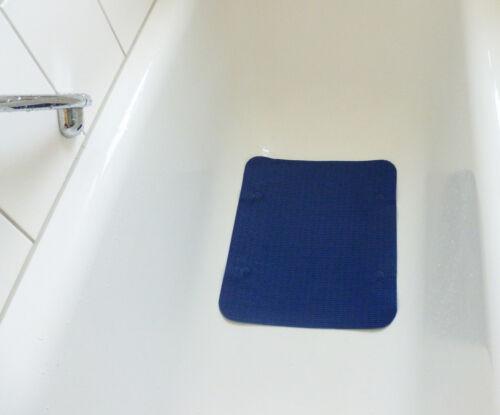 Duscheinlagen friedola türkis 2 Stk blau 41x36 cm Made in Germany