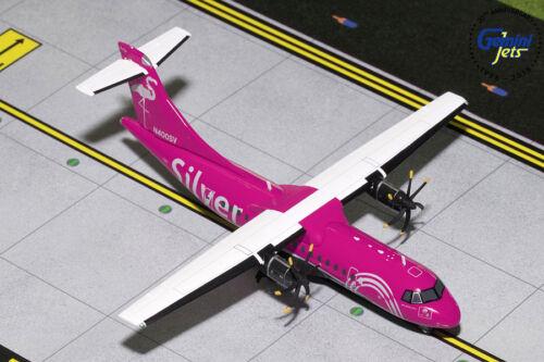 Silver Air ATR 42-600 N400SV Gemini Jets G2SIL762 Scale 1:200