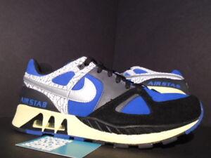 online store b884e 50b01 Image is loading 2006-Nike-Air-STAB-PREMIUM-JORDAN-PACK-BLUE-