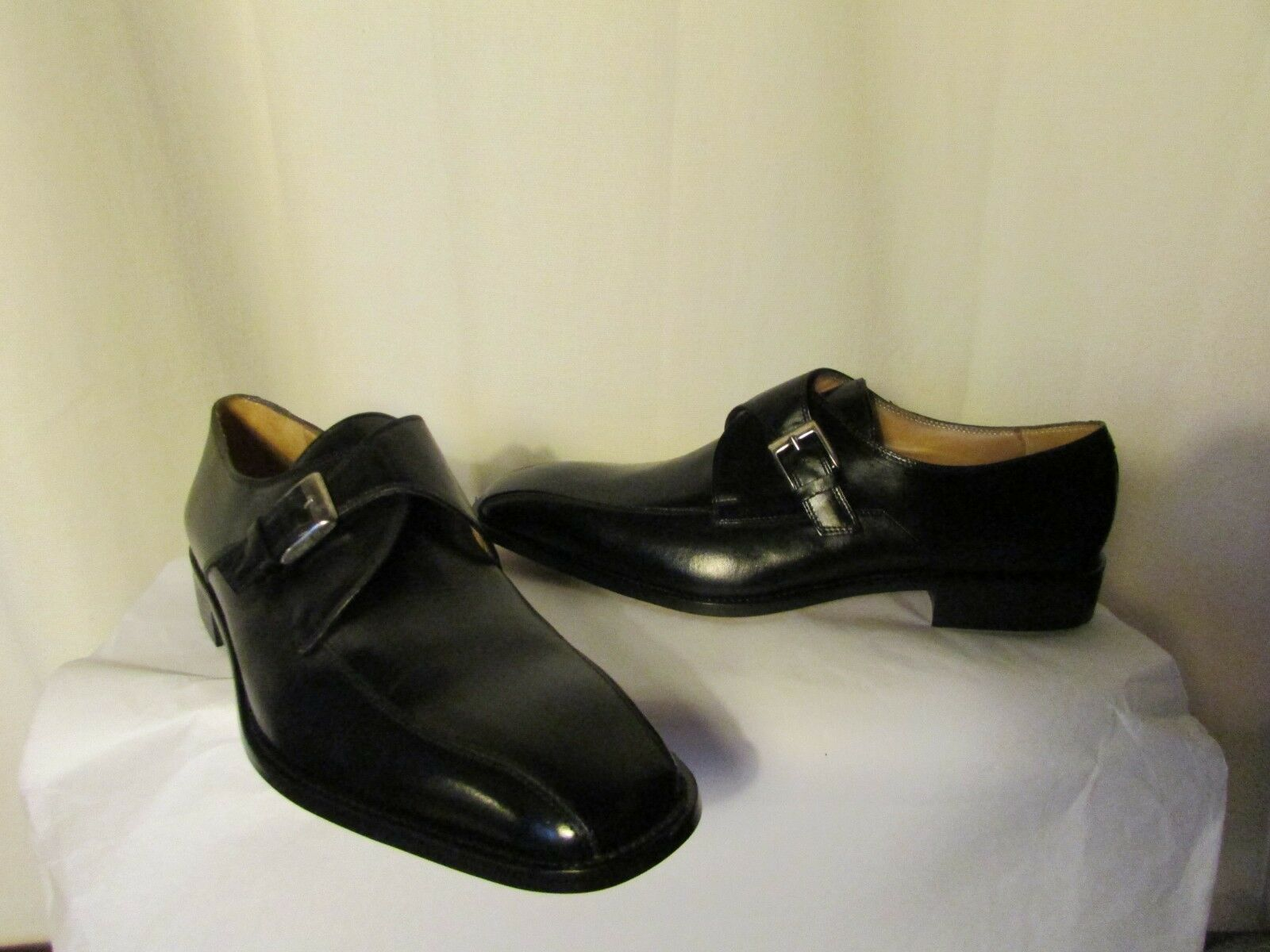 essere molto richiesto Scarpe windport windport windport scarpe pelle nera numero 47  presa di fabbrica