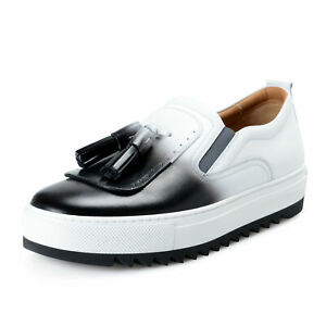 Salvatore-Ferragamo-Men-039-s-LUCCA-Leather-Loafers-Shoes-sz-8-9-10-11-12