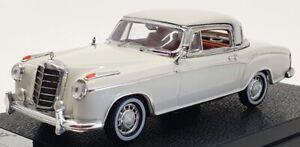 Vitesse-1-43-Scale-Model-28665-Mercedes-Benz-220-SE-Coupe-Ivory