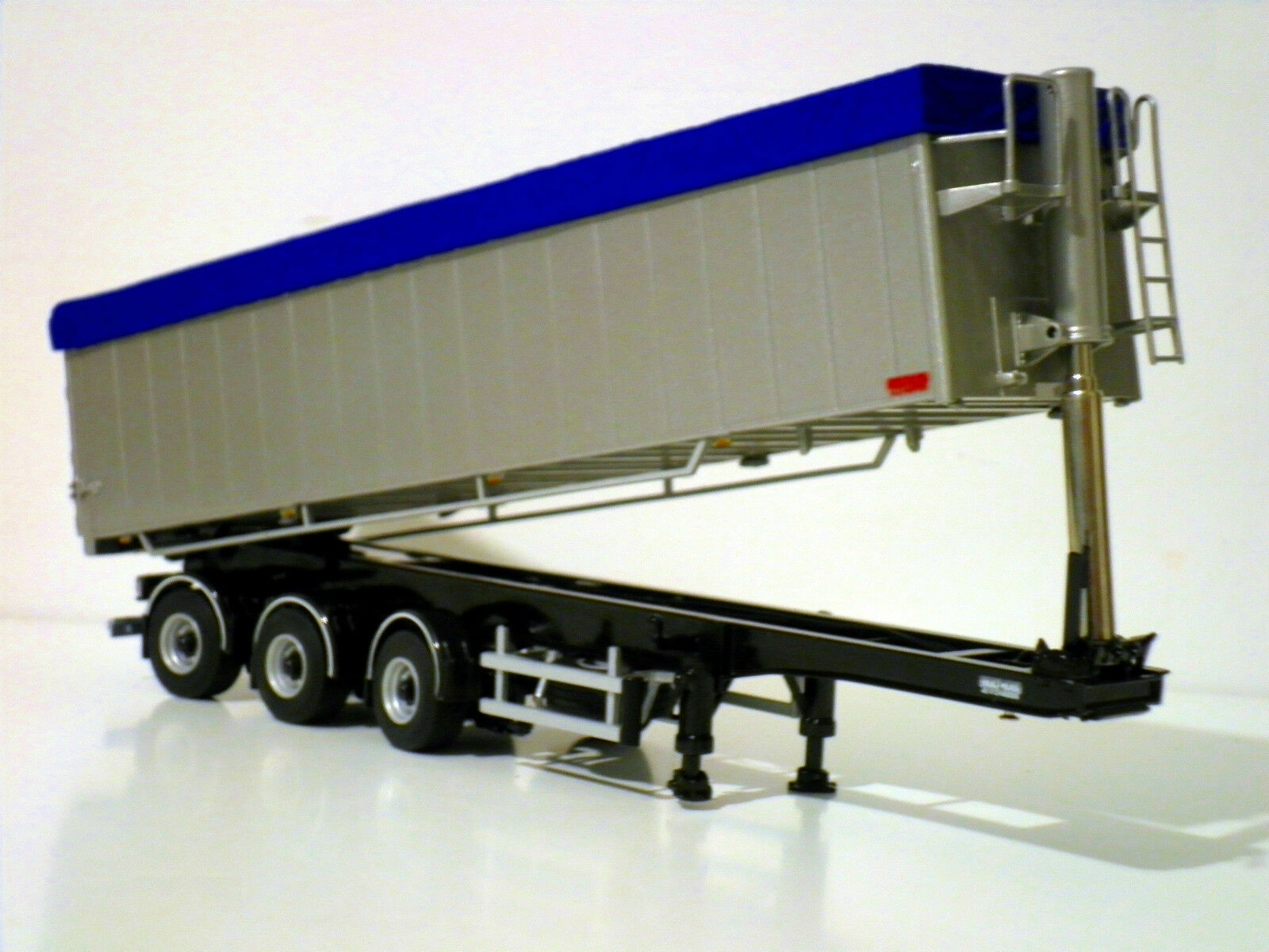 WSI TIP TRAILER VOLUME(KIPPER) 3 AXLE,1 50 DIECAST