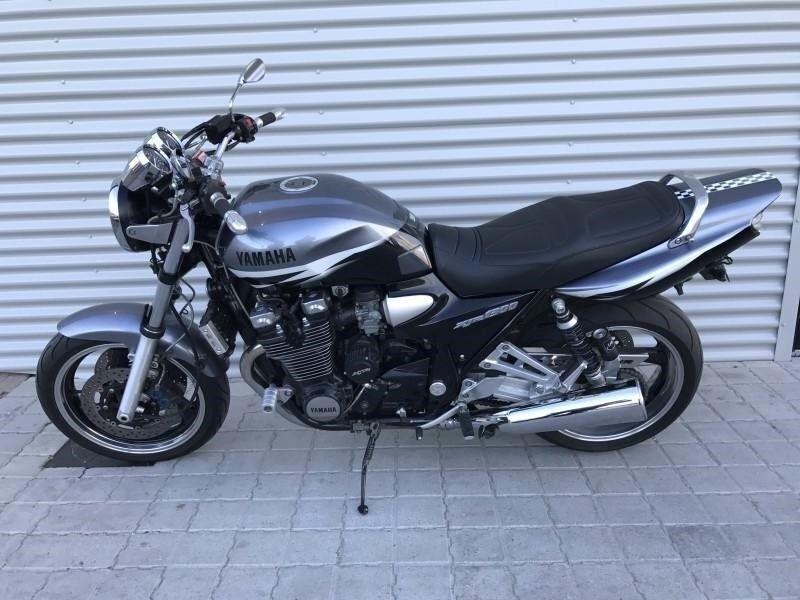 Yamaha, XJR 1300, 1251