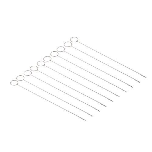 10 Stück Schlaufen Wendenadel Loop Turner Nähen Werkzeug für jeden Stoff