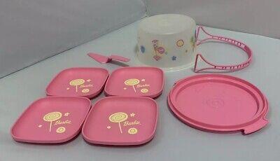 TUPPERWARE Barbie Mini Sweet Set