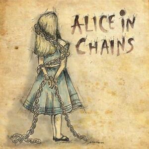Alice In Chains Art : alice in chains alice in wonderland album cover canvas wall art poster print ebay ~ Russianpoet.info Haus und Dekorationen