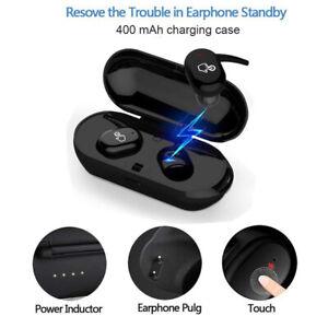 1pc Tws4 Bluetooth Headset 5 0 Earphone Sports Waterproof Wireless Earbuds Ebay