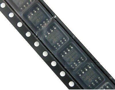 5PCS MCP6002T-I/SN MCP6002 SOP-8 Low-Power Op Amp New Good Quality