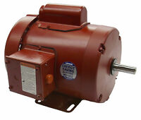 1HP 1725RPM 56 Frame 115 230V TEFC Leeson Electric Motor NEW Tools and Accessories on Sale