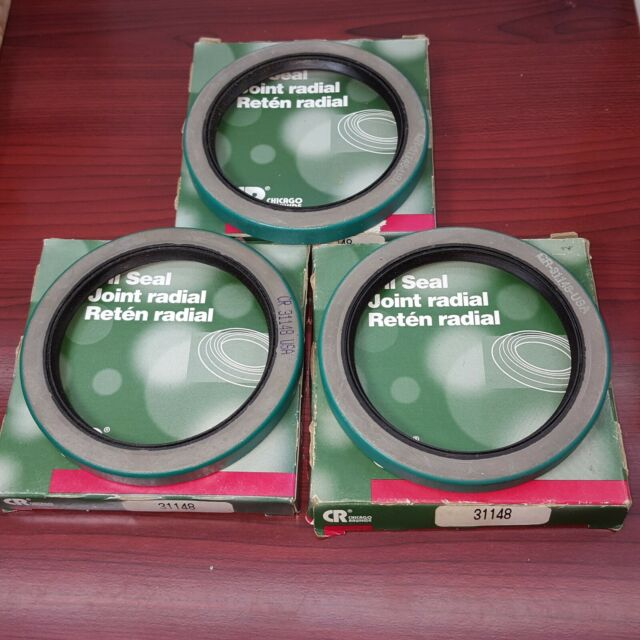 4 Pack 2 Inch Shaft 19760 Chicago Rawhide Equivalent Oil Seal by TCM