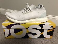 eed1152782c01 Adidas x Parley White Ultra Boost Uncaged LTD BB4073 Size 11.5 Ultraboost  NMD PK