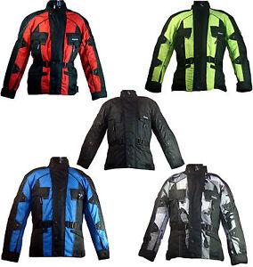 Rossi-Impermeable-Moto-Veste-Noir-Rouge-Bleu-Ce-Armors-Big-Tailles