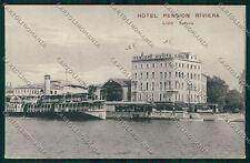 Venezia Lido Piroscafo Giudecca cartolina QK2786