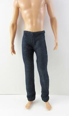 BOTTOM  MATTEL KEN DOLL JURASSIC WORLD OWEN JEANS PANTS ACCESSORY CLOTHING