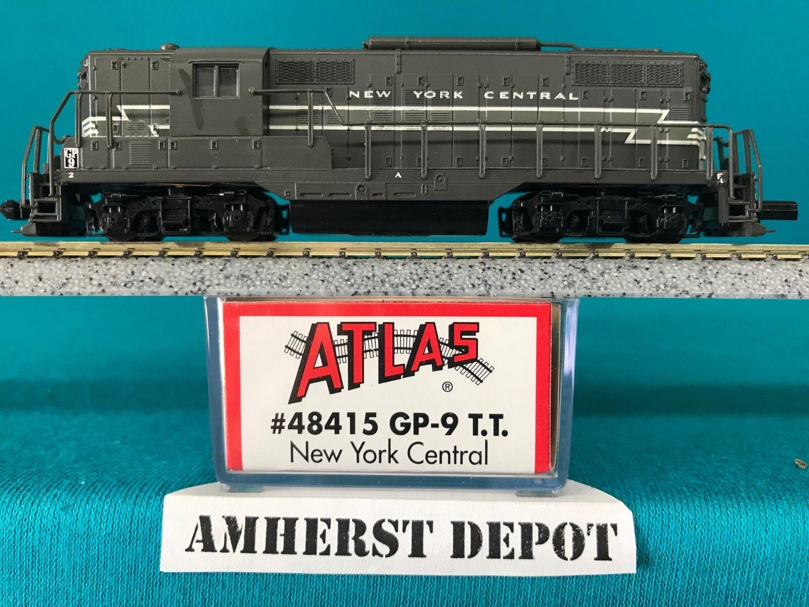 48415 Atlas N Scale GP-9 TT New York Central NIB