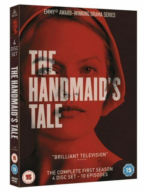 The Handmaid S Tale Season 1 Dvd 2018 4 Disc Set For Sale Online Ebay