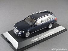1/43 Kyosho Mercedes Benz E-Klasse T-Modell (W212) 2013 Cavansitblau met. 141067
