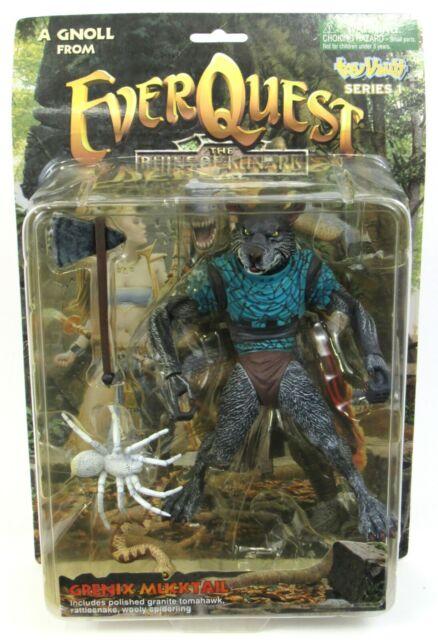 Toy Vault Everquest Ruins of Kunark Series 1 Figures New