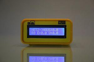 Eva-log Flex Solar S0-datenlogger+webportal Für Sonne,wind,bhkw,speicher,haus Heimwerker Erneuerbare Energie