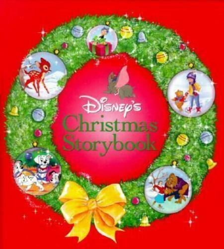 1 of 1 - Disney's Christmas Storybook Collection by Elizabeth Spurr (2000, Hardcover)