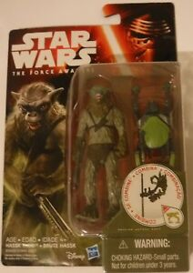 Star-Wars-the-Force-Awakens-Hassk-Thug-4-inch-action-figure-New