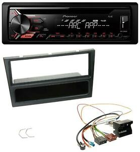 Pioneer-CD-1DIN-AUX-MP3-USB-Autoradio-fuer-Opel-Agila-Combo-Corsa-C-Omega-B-Vivar