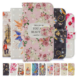 2e946c2ff833 New Hot 3D Pattern Wallet Card Leather Case Cover Skin For Iphone XR ...