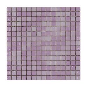 CERAMICA DI TREVISO mosaico da rivest. 2x2 miscela ROSA MIX inciso ...