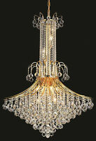 Palace Contour 16 Light Pendant Crystal Chandelier Light G-precio Mayorista