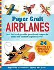 Paper Craft Airplanes by Peter Pauper Press (Hardback, 2013)