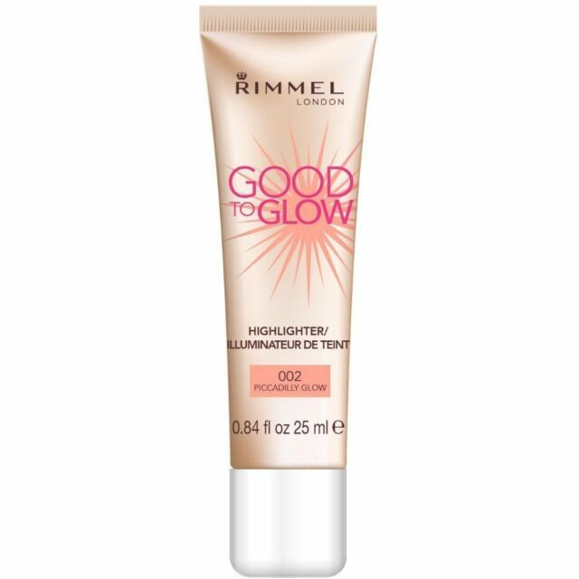 Rimmel Good To Glow Highlighter # 002 Piccadilly Glow  25ml